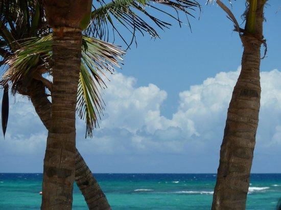 Grand Palladium Colonial Resort & Spa : beach