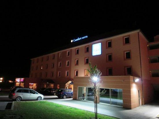 Comfort Hotel Dijon Sud: Het hotel