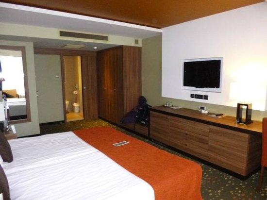 Boutique Hotel Victoria Budapest: 8th floor room (2)