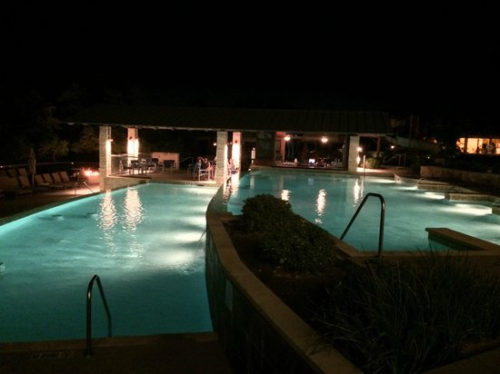 Lakeway Resort and Spa : Lakeway adult pools