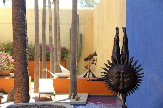 Casa Natalia : A nice quiet oasis