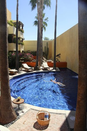 Casa Natalia: A pool to relax in
