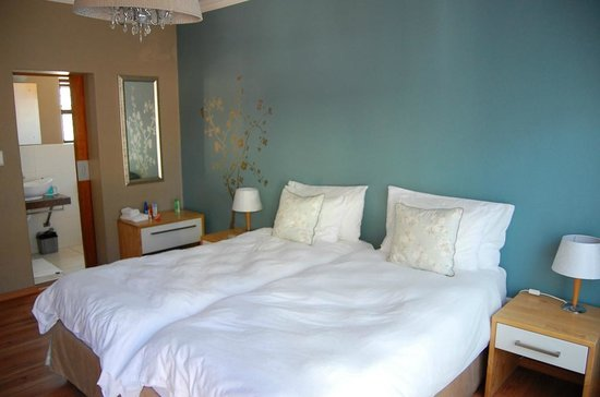 Namib Guesthouse: Our room