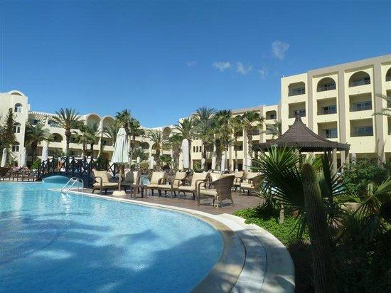 Hotel Paradis Palace: L'hôtel
