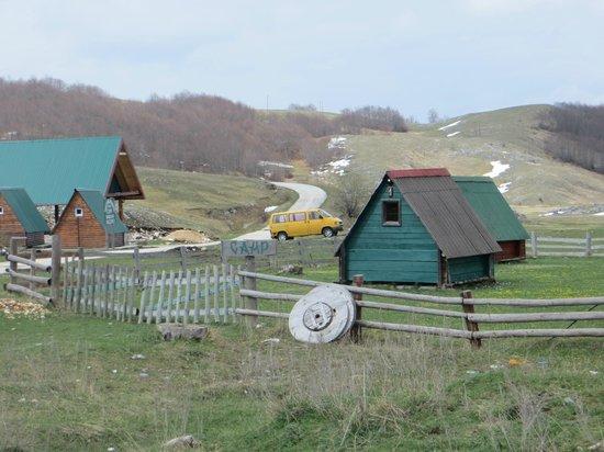 Eco Village Milogora: panorama