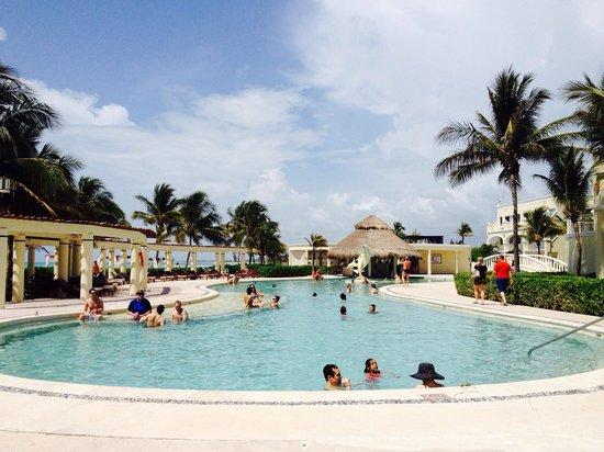 Dreams Tulum Resort & Spa : Pool 2 -  Tulum dreams resort and spa