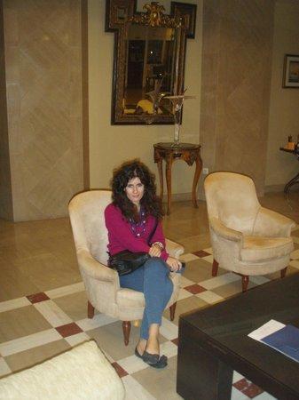 Capsis Astoria Heraklion Hotel : Στο χώρο υποδοχής