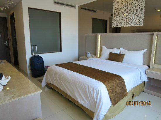 Kuta Angel Hotel: 1, 2, 3, Go!