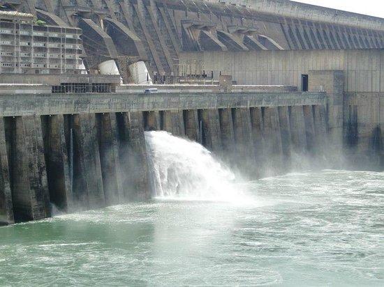 Usina Hidrelétrica Itaipu: Hidrelétrica Itaipú