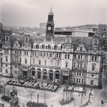 Park Plaza Leeds : Beautiful view :D