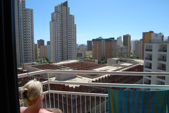 MedPlaya Hotel Rio Park: View from room 1219