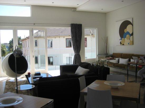 Villa Zest Boutique Hotel: Lovely breakfast room