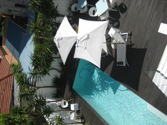 Villa Zest Boutique Hotel : Great pool and garden