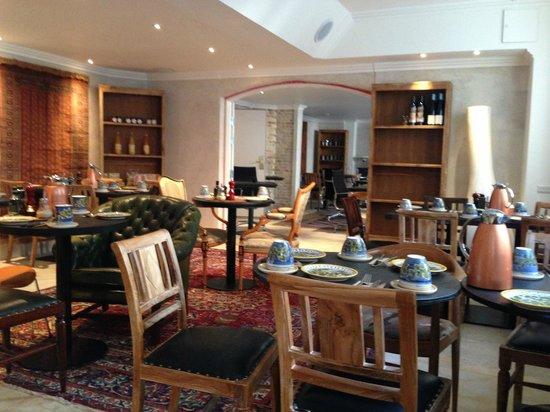 Babette Guldsmeden - Guldsmeden Hotels : Breakfast hall