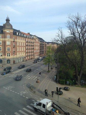 Babette Guldsmeden - Guldsmeden Hotels : The view from the room
