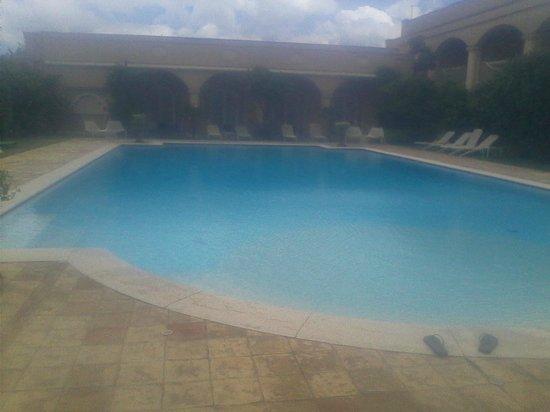 Romano Palace Luxury Hotel : piscina