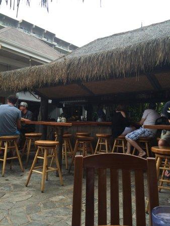 Hula Grill Kaanapali : Bar