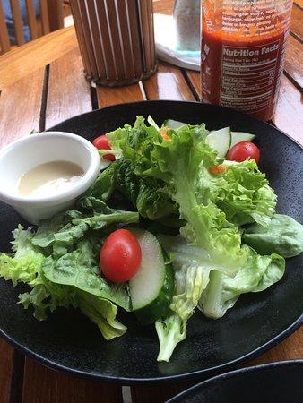 Hula Grill Kaanapali : salad