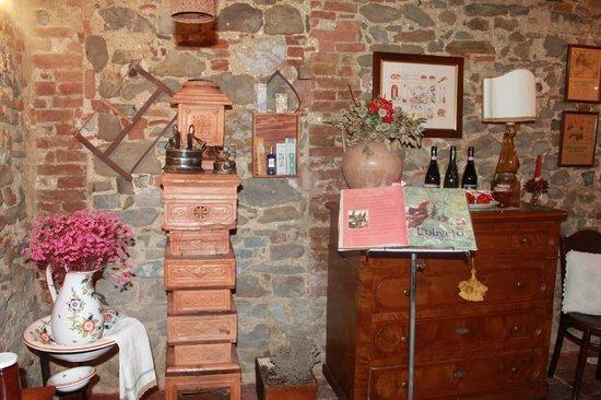 Palazzo Palesa B&B: sala degustazioni