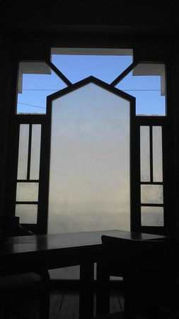 Art Hotel Deco: Ventana de habitacion