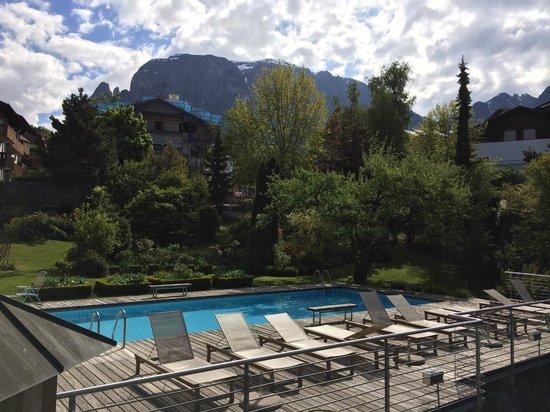 Hotel Heubad: Der Schlern