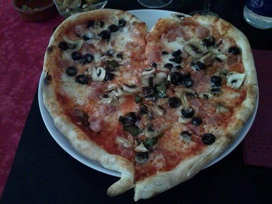 Pizzeria L'Antica Napoli: una pizza ad hoc per le coppie