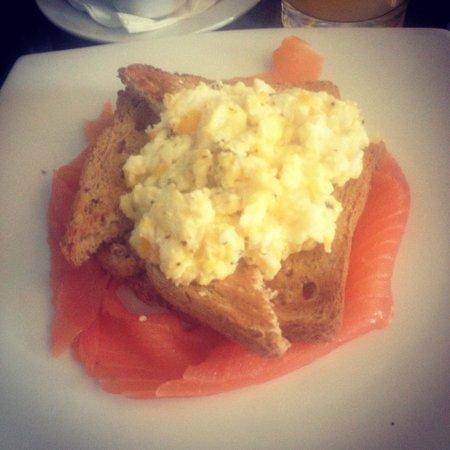 Blanch House : Yummy breakfast!