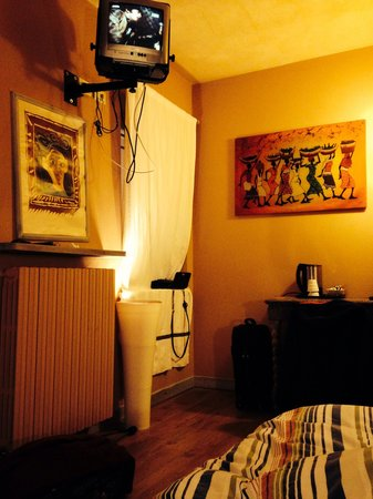 بيكولو هوتل أولينا: Room
