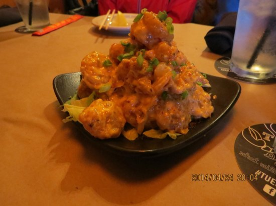 Bonefish grill destin menu prices restaurant reviews for Bone fish gril