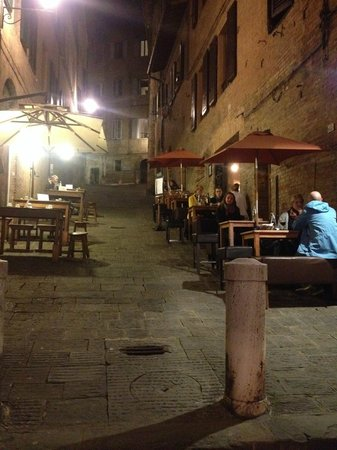 "Zest Ristorante & Wine Bar : La ""terrasse"""