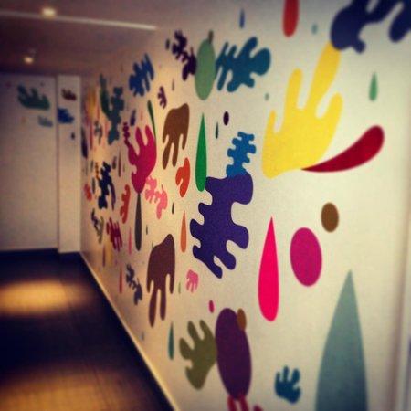 Hotel BLOOM!: Couloir