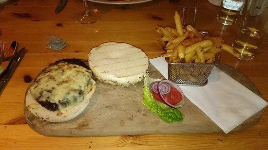 Cafe Bar & Grill: meal