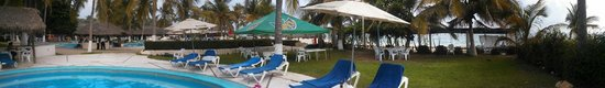Hotel Suites Villasol : club de playa