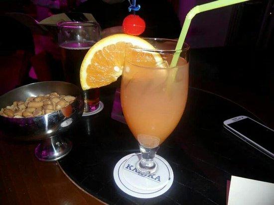 Olympic Lagoon Resort : Beautiful cocktails