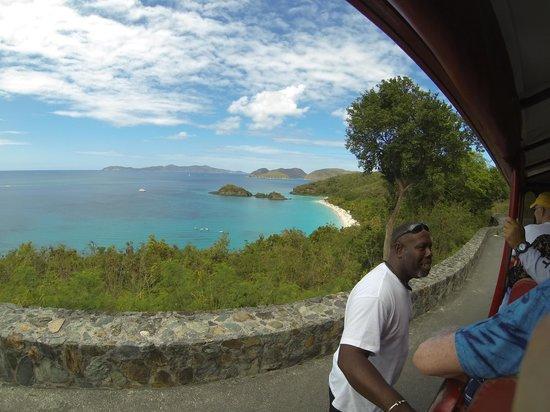 verso Trunk Bay