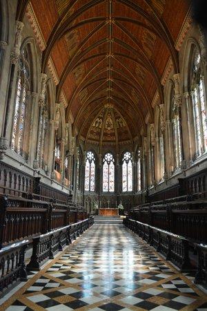 St. John's College: St John's Chapel