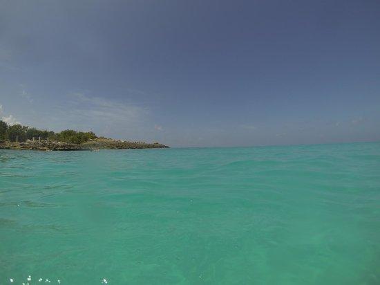 Trunk Bay : spiaggia