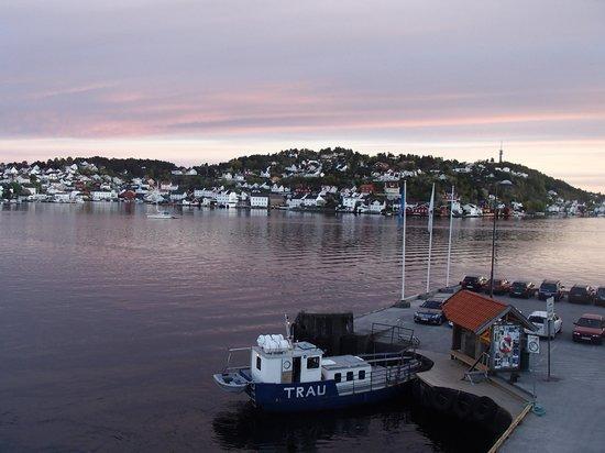 Clarion Hotel Tyholmen: Utsikt fra rommet