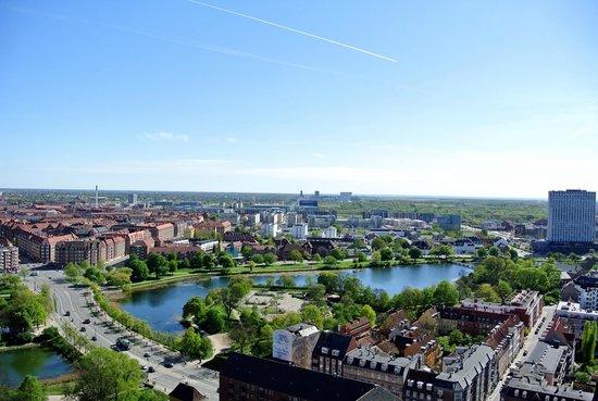 Église de Notre-Sauveur : The view