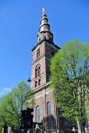Église de Notre-Sauveur : Outside
