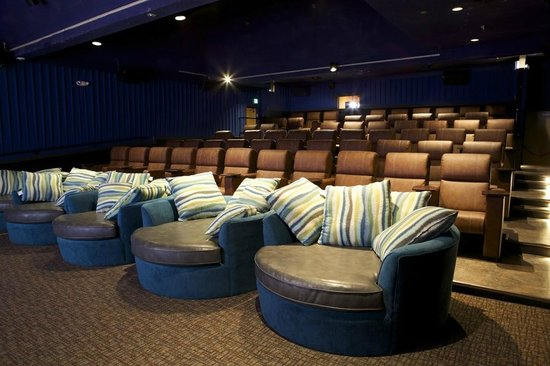 Andrew's Pizza & Bakery : SKYLIGHT DRAFTHOUSE THEATER - LOCATED INSIDE ANDREW'S