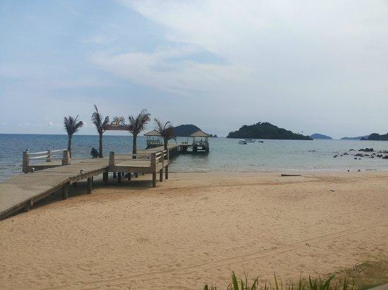 Good Time Resort Koh Mak: Bootsanleger Koh Mak
