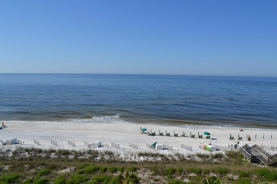 Wyndham Garden Fort Walton Beach Destin: From 7th floor