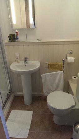 Glan House: En-Suite Bathroom