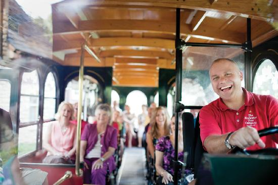 Rochester Trolley and Tour Company offers historic city tours