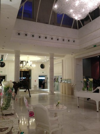 Boscolo Exedra Nice, Autograph Collection: The lobby
