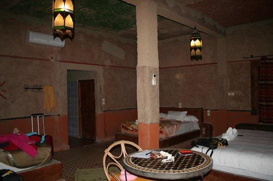 Hotel Nomad Palace: Habitación familiar