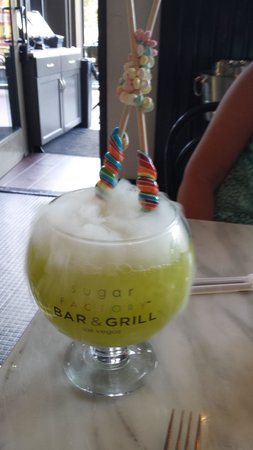 The Sugar Factory: Big enough to share