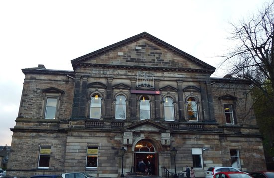 Henderson's Bistro: Albert Halls