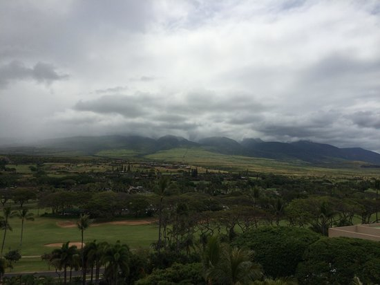 Marriott's Maui Ocean Club  - Lahaina & Napili Towers: view from room